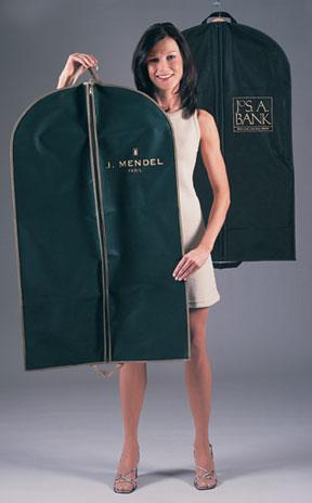 italian poplin suit garment bags