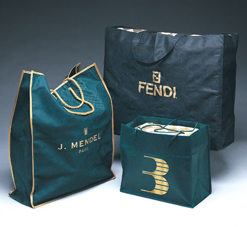 PP Non-Woven Shopping Bags, Basic Ltd.