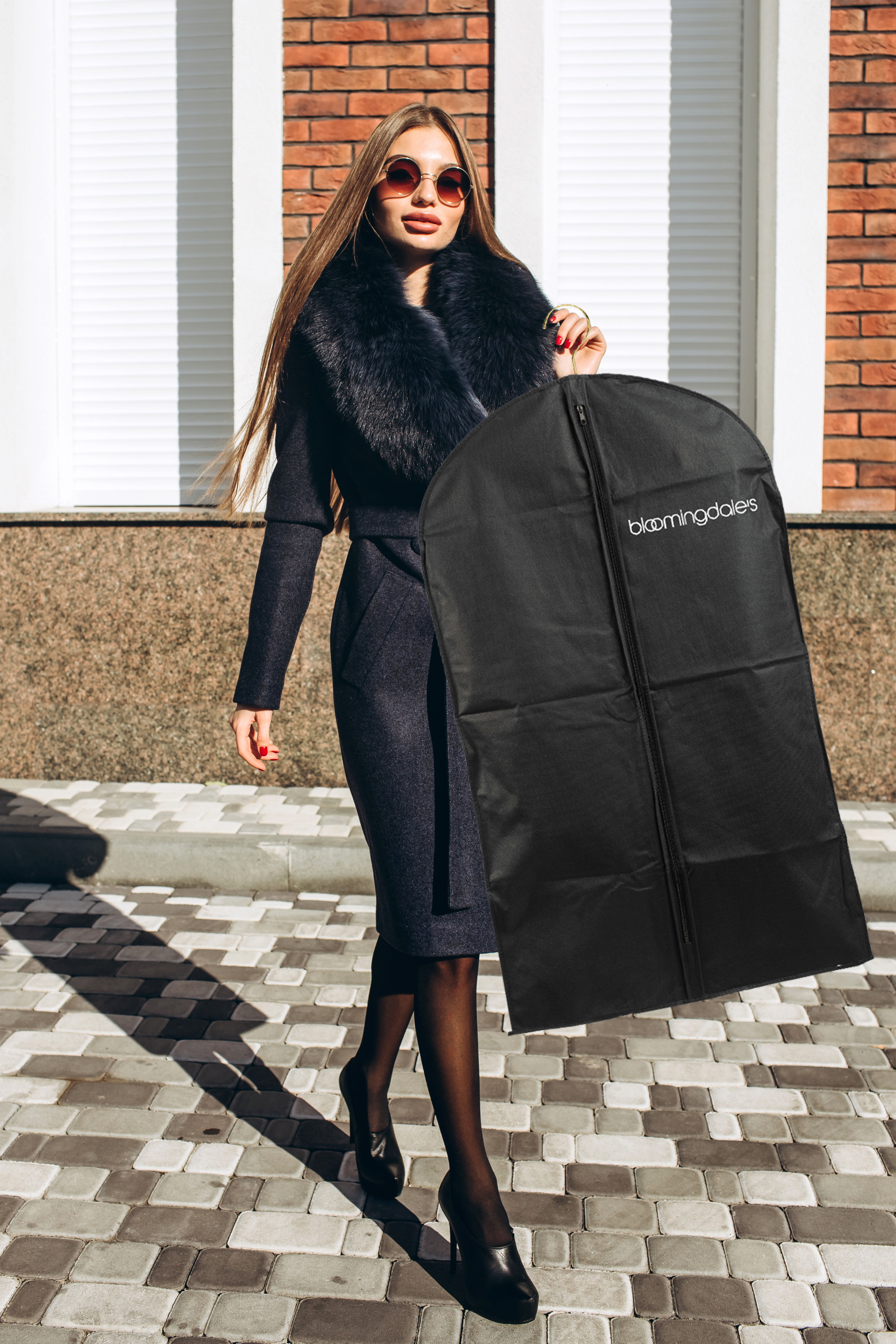 Breathable Suit and Dress and Coat Garment Bags