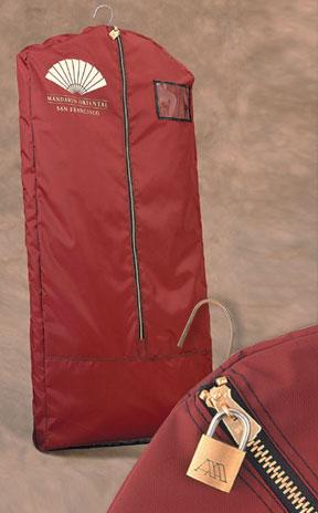 Security Storage Garment Bags & Basic Ltd | Lockable Hotel Casino Garment bags Uniform garment bags ...